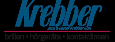Krebber Brillen+Hörgeräte Logo